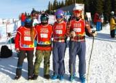 Fiona Torello finaliza 4ª por equipos en Lillehammer