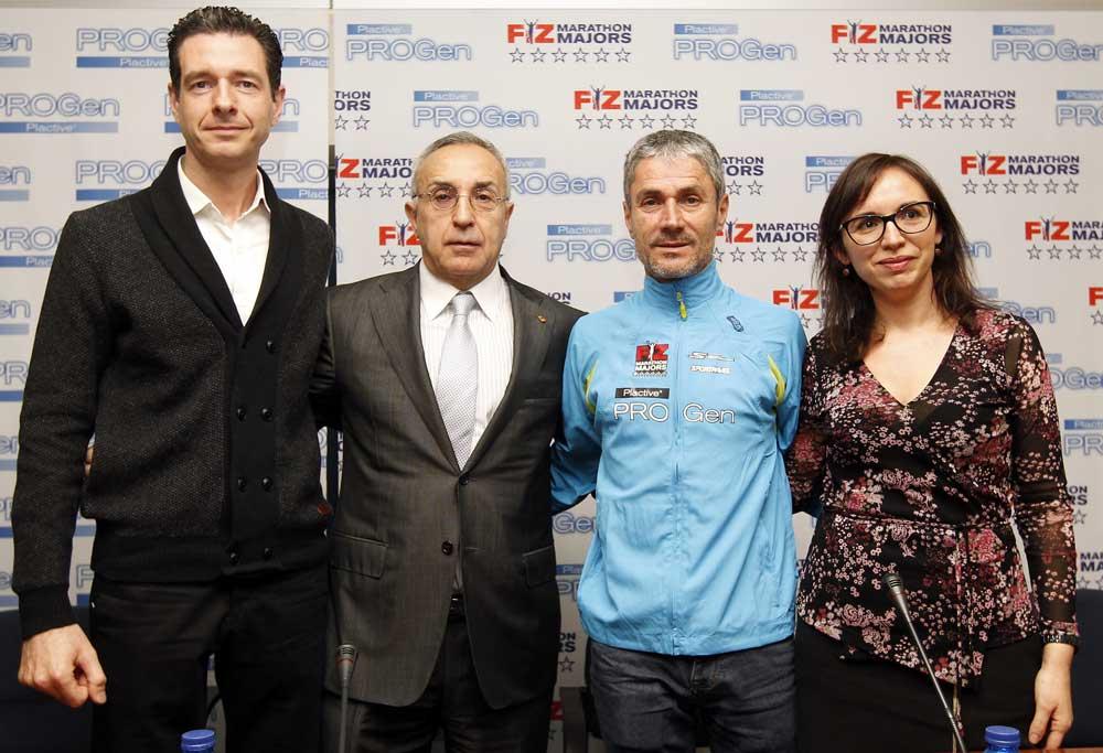 Martín Fiz. Fuente: COE