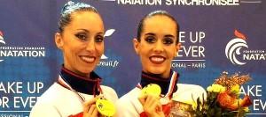 Gemma Mengual y Ona Carbonell. Fuente: Rfen