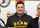 David Cal trabajará con el piragüismo de la UCAM