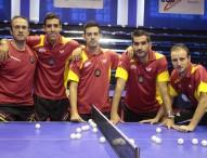 España afronta en Malasia el Mundial de tenis de mesa
