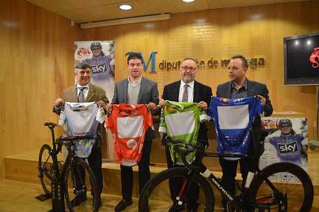 Presentación Vuelta de Andalucía 2016. Fuente: Marisol Peña