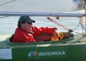 Arturo Montes lidera la carrera por la plaza individual de vela en Río