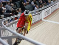 Juan Peralta se clasifica para Río de Janeiro en velocidad