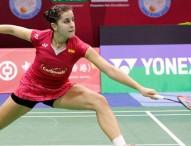 Carolina Marín debuta con victoria en el All England