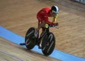 Eduardo Santas, un ciclista todoterreno