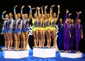 Oro, plata y bronce para España en Espoo
