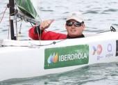 Rafa Andarias reina en aguas del Mar Menor