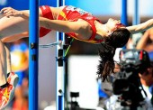 """Ruth Beitia: """"Tengo la sensación de que es mi última oportunidad para lograr la medalla olímpica"""""""