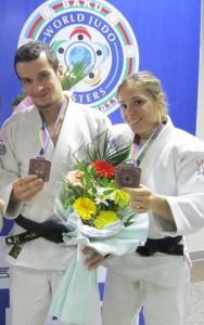 Sugoi Uriarte y Laura Gómez.