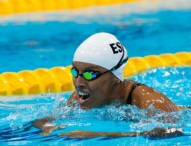 Teresa Perales: «Quiero ganar en Río para que mi hijo me vea subir al podio y me pida las medallas»