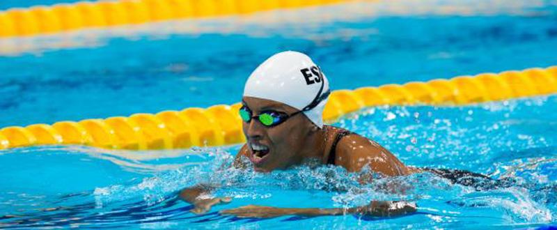 La nadadora española, Teresa Perales, 22 veces medalla en los Juegos Paralímpicos. Funete: Paralympic