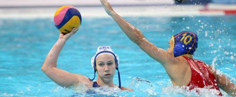 La selección española de waterpolo vence a Grecia antes de afrontar el Preolimpico. Fuente: RFEN