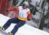 Astrid Fina firma su mejor temporada en snowboard