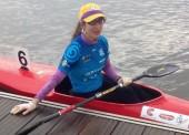 El kayak brinda una segunda oportunidad a Elena Naveiro
