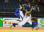 Amargo comienzo del judo español en el europeo