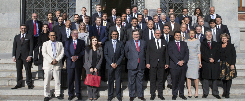 Reunión SIGA en Madrid. Fuente: CSD