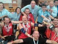 El baloncesto español en silla reina en Europa