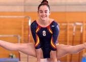 Ana Pérez gana la plaza olímpica en gimnasia artística