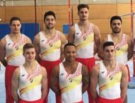 Los gimnastas españoles a por los últimos billetes para Río