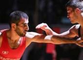 Medalla de bronce sin premio olímpico para Levan Metreveli en Serbia