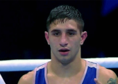 Samuel Carmona, sin plaza olímpica