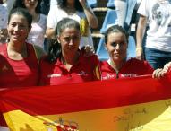 España doblega 3-0 a Italia y asciende al Grupo Mundial