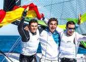 Botín y López-Marra, campeones de Europa; Echegoyen y Betanzos, bronce