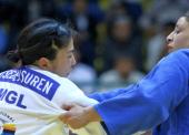 Bernabeu y Puche, 7ª en el europeo de judo
