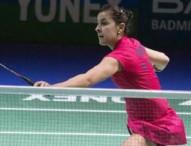 Carolina Marín, a cuartos del Open de Singapur