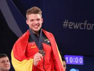 David Sánchez logra el bronce europeo