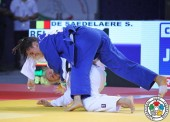 Marta Tort, bronce en Grand Prix de Samsum