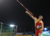 Héctor Cabrera, 5º en lanzamiento de jabalina en Río