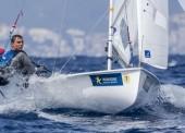 Echevarri y Pacheco, 11º, se quedan fuera de la 'Medal Race'