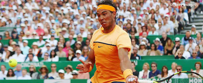 Rafa Nadal vuelve a ganar un torneo tras dos años de sequía. Fuente: ATP