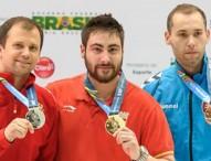 Pablo Carrera dispara al oro en el escenario olímpico de Río