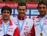 España, bronce por equipos en K1 masculino