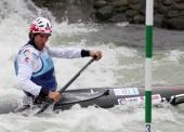 Ander Elosegi bronce y plaza para Río en slalom