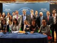La UCAM inaugura su Cátedra de Periodismo Deportivo