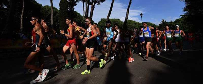 20 km marcha, Fuente: Getty Images