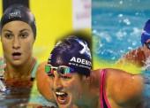 Michelle Alonso, Sarai Gascón y Ricardo Ten, tridente dorado en Funchal