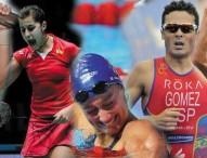 Españoles camino a los Juegos Olímpicos Río 2016