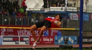 El leonés Daniel Pérez.