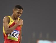 Deliber Rodríguez conquista un bronce mundial en los 400 metros lisos