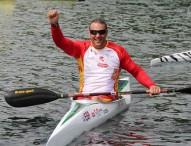 Javier Reja, subcampeón del mundo en canoa