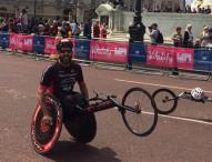 Rafa Botello, 3º en los 10 kilómetros en Londres