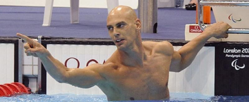 El mejor nadador con parálisis cerebral de la historia, Richard Oribe, se retira. Fuente: CPE