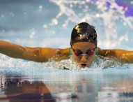 Sarai Gascón, una 'mariposa' de oro con récord de Europa