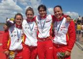 Portugal salpica 5 medallas para España