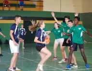 Debut del balonmano para cerrar la II Olimpiada Escolar Andaluza